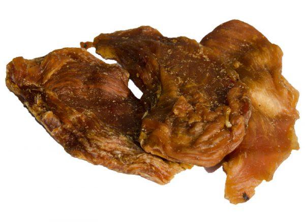 Hähnchenfilet, luftgetrocknet 150g (kg/33,33€)
